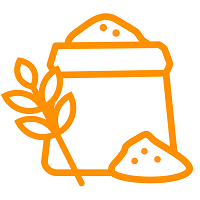 小麦粉・ミックス粉・雑穀粉