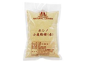 ホシノ 小麦粉種(赤) / 500g