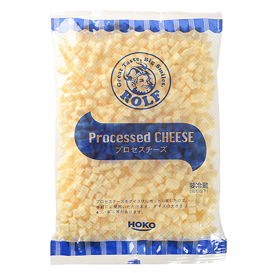 角切りチーズ