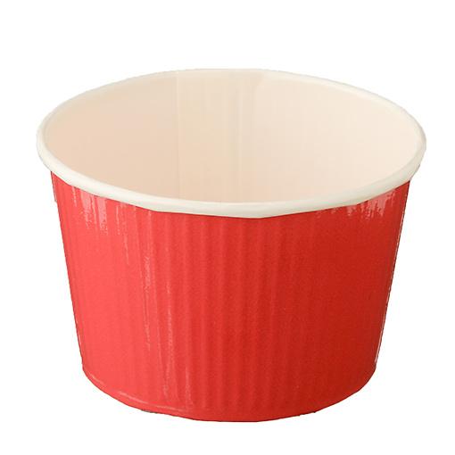 プリーツカップ(ルージュ)