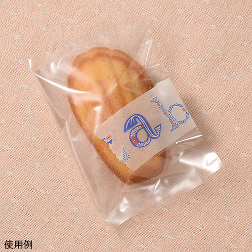 OPPレーズンサンド袋 7×11 / 100枚