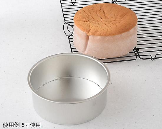 * ブリキデコ缶共底 7寸 / 1ケ