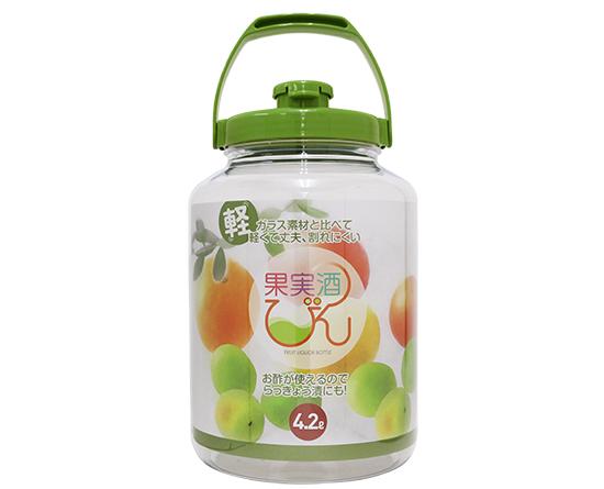 スナップウェアー果実酒びん4.2