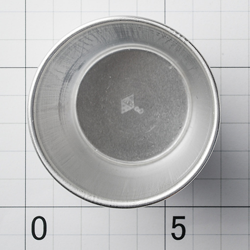 アルミプリンカップ / #3 1個