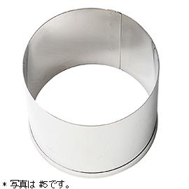 パテ抜き型丸/#4x1個