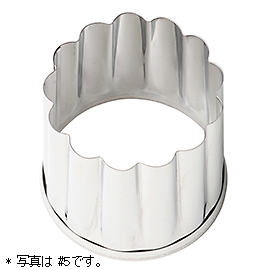パテ抜型 菊 / #11×1個