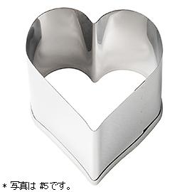 クッキー抜き型(ハート)