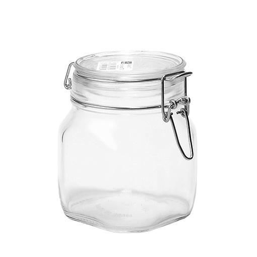 清潔なガラス瓶