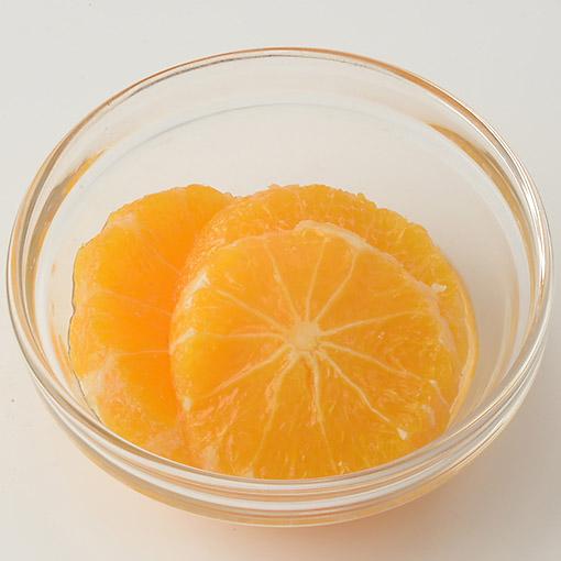 ビデカ オレンジシロップ漬(ライト) / 425g