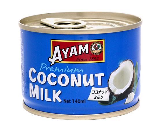AYAM ココナッツミルク / 140ml