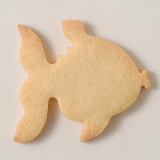 18-8クッキー抜型金魚 / 1個