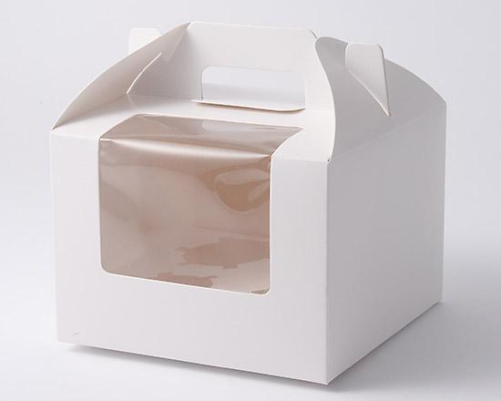 カップケーキボックス