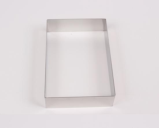 アルゴン長角セルクル 180×120×H40