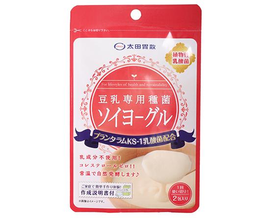 太田胃散 豆乳専用種菌 ソイヨーグル / 3g(1.5g×2包)