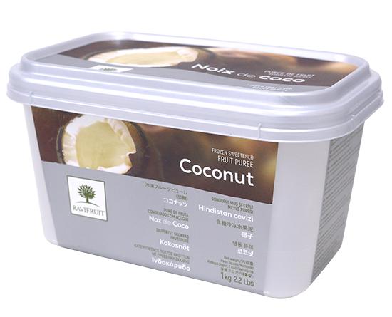 冷凍ラビフリュイ ピューレ(ココナッツ)