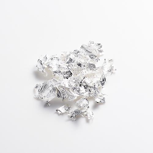 食用純銀箔銀の舞 切り廻しPC / 0.1g