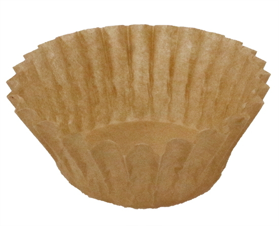 マフィン型用グラシンカップ 8Fクラフト