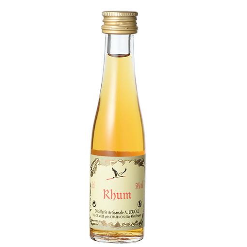 ラム酒(ダーク・ラム)