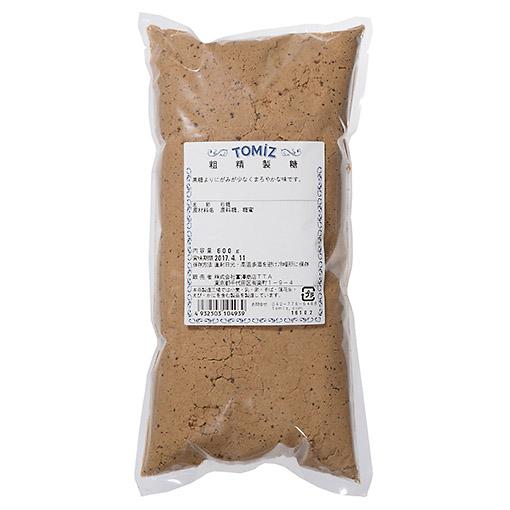ブラウンシュガー(粗精製糖)