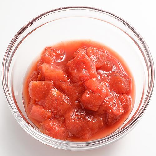 モンテベッロ・有機ダイストマト / 400g