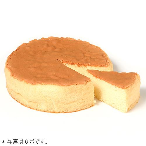 冷凍スポンジケーキ(プレーン)5号 / 1個