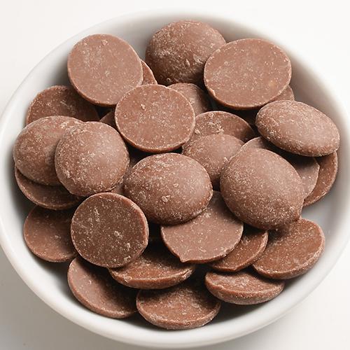 ミルクチョコレート(カカオバリー クーベルタブレット ラクテ(ミルク))