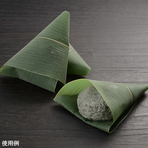 笹の葉(水煮・枝無) / 10枚