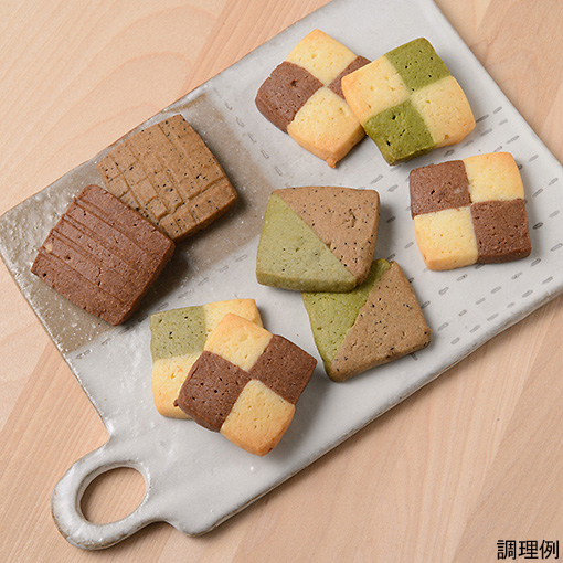 冷凍クッキー 抹茶 / 1個