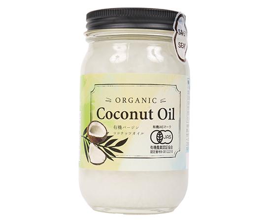 JAS有機ココナッツオイル