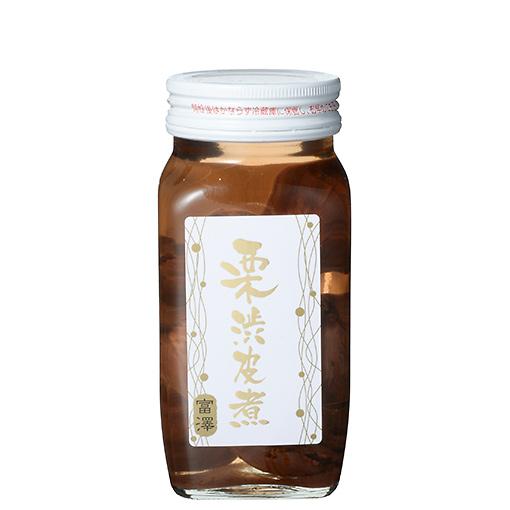 栗渋皮煮 (小瓶) / 310g