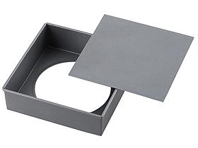 アルブリットセパトデコ角型 18cm / 1個