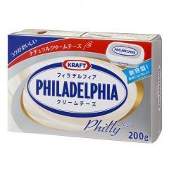 クラフトフィラデルフィアクリームチーズ(フィリー)(室温にもどす)