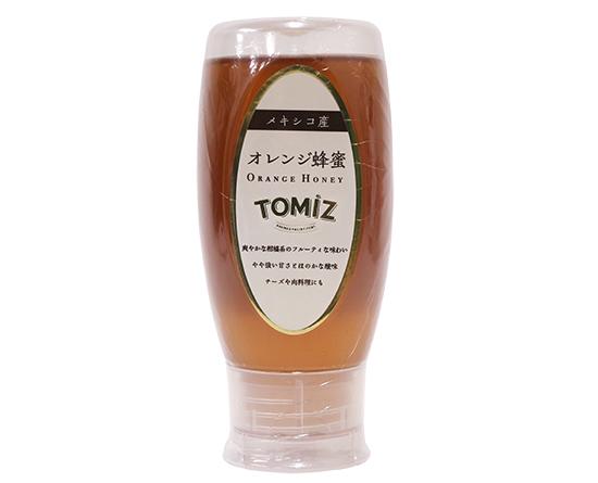 TOMIZ メキシコ産オレンジ蜂蜜 / 480g