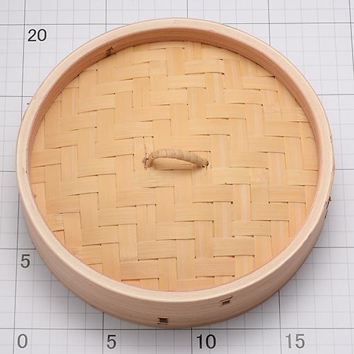 中華セイロ 18cm / 蓋1個