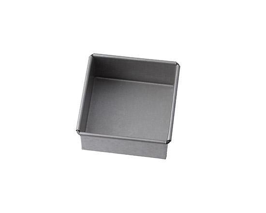 アルタイト角デコ缶 小 / 12cm