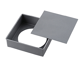 アルブリットセパトデコ角型 15cm