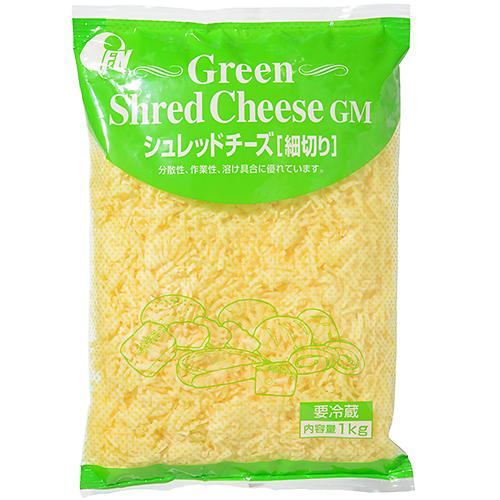 グリーンシュレッドチーズ