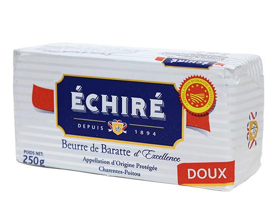 エシレ発酵バター ブロック 食塩不使用 / 250g