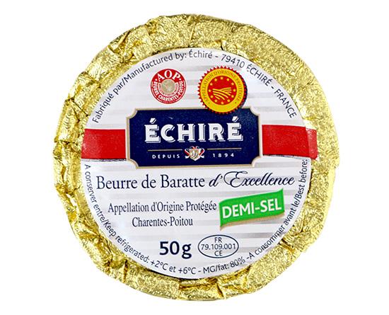 エシレ発酵バター ポーション 食塩不使用 / 50g