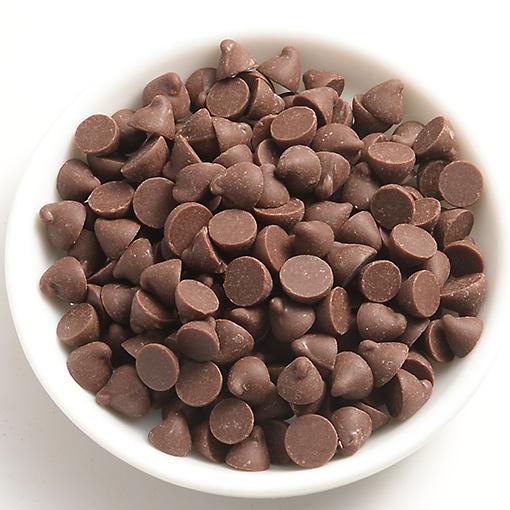 b溶けにくいチョコチップ