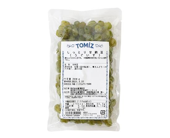 しっとり甘納豆(うぐいす) / 200g