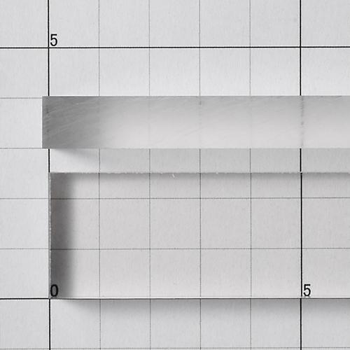 アクリルルーラー 10mm 2本組 / 1個