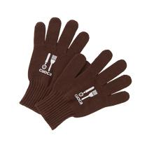 cuocaオリジナル厚地オーブン用手袋(ブラウン)