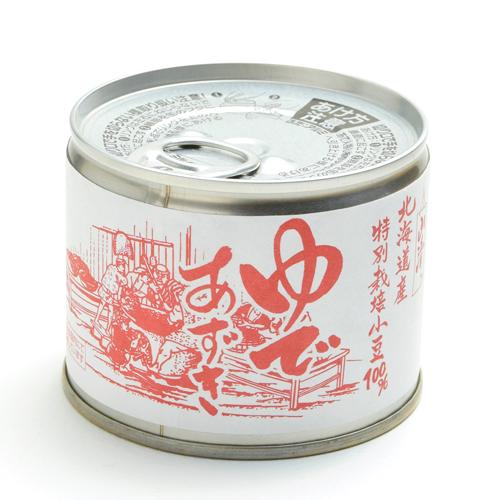 契約栽培ゆで小豆6号缶