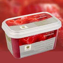 冷凍ラビフリュイ ピューレ(フランボワーズ)砂糖不使用 / 1kg
