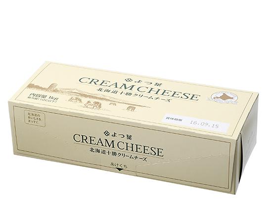 よつ葉 北海道十勝クリームチーズ
