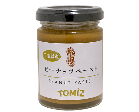 TOMIZ 千葉県産ピーナッツペースト