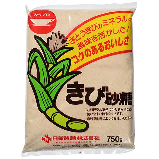 カップ印 きび砂糖 / 750g