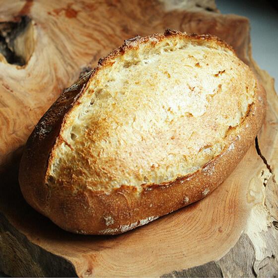 基本の田舎パン