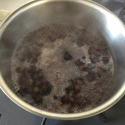 えんどう豆煮3